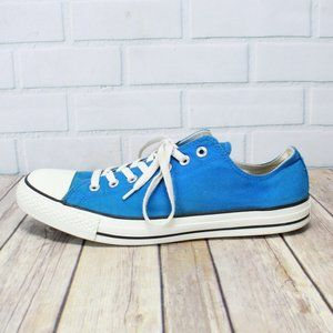 CONVERSE Low Top Canvas Casual Sneakers Size 12